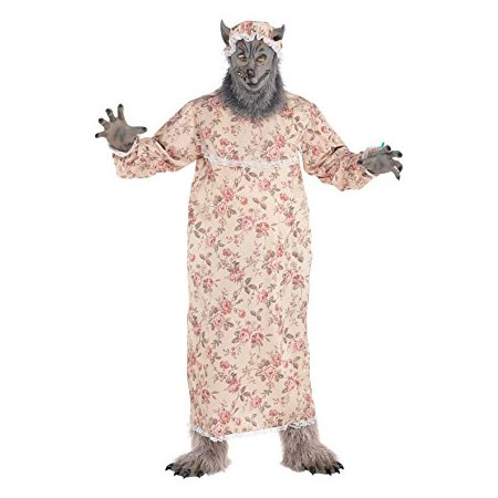 Grandma Wolf