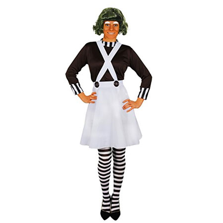 Oompa Loompa  sc 1 st  World Book Day 2018 Costumes and Outfits & Adults Book Day Costumes - World Book Day 2018